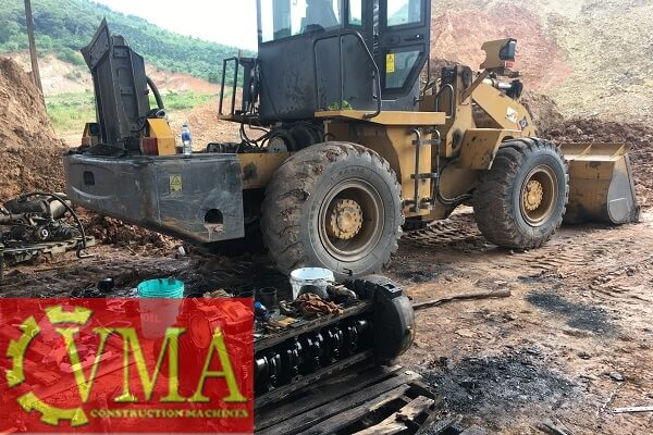 Dịch vụ sửa chữa máy công trình