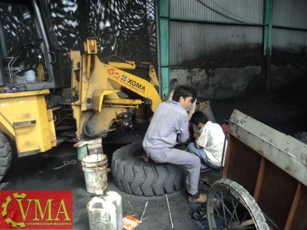 Dịch vụ sửa chữa máy công trình-3