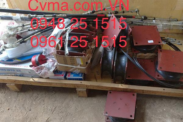 Cao su giảm chấn trống rung xe lu rung XGMA/XG6141M-I